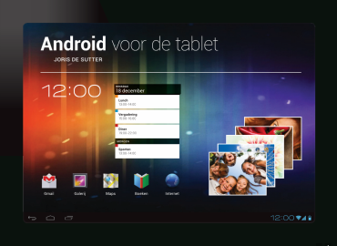 Android voor de Tablet